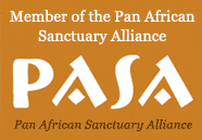 Member of the Pan African Sanctuary Alliance