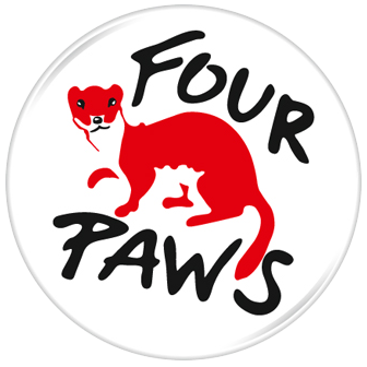 Four Paws logo